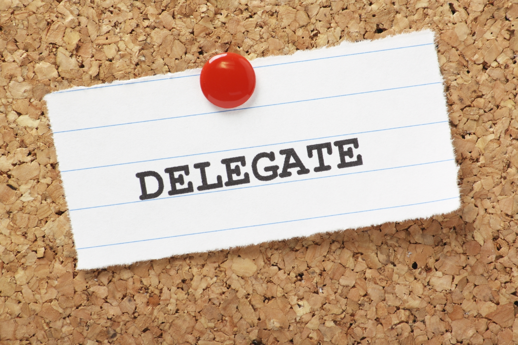 Three Tips for Becoming a Master Delegator