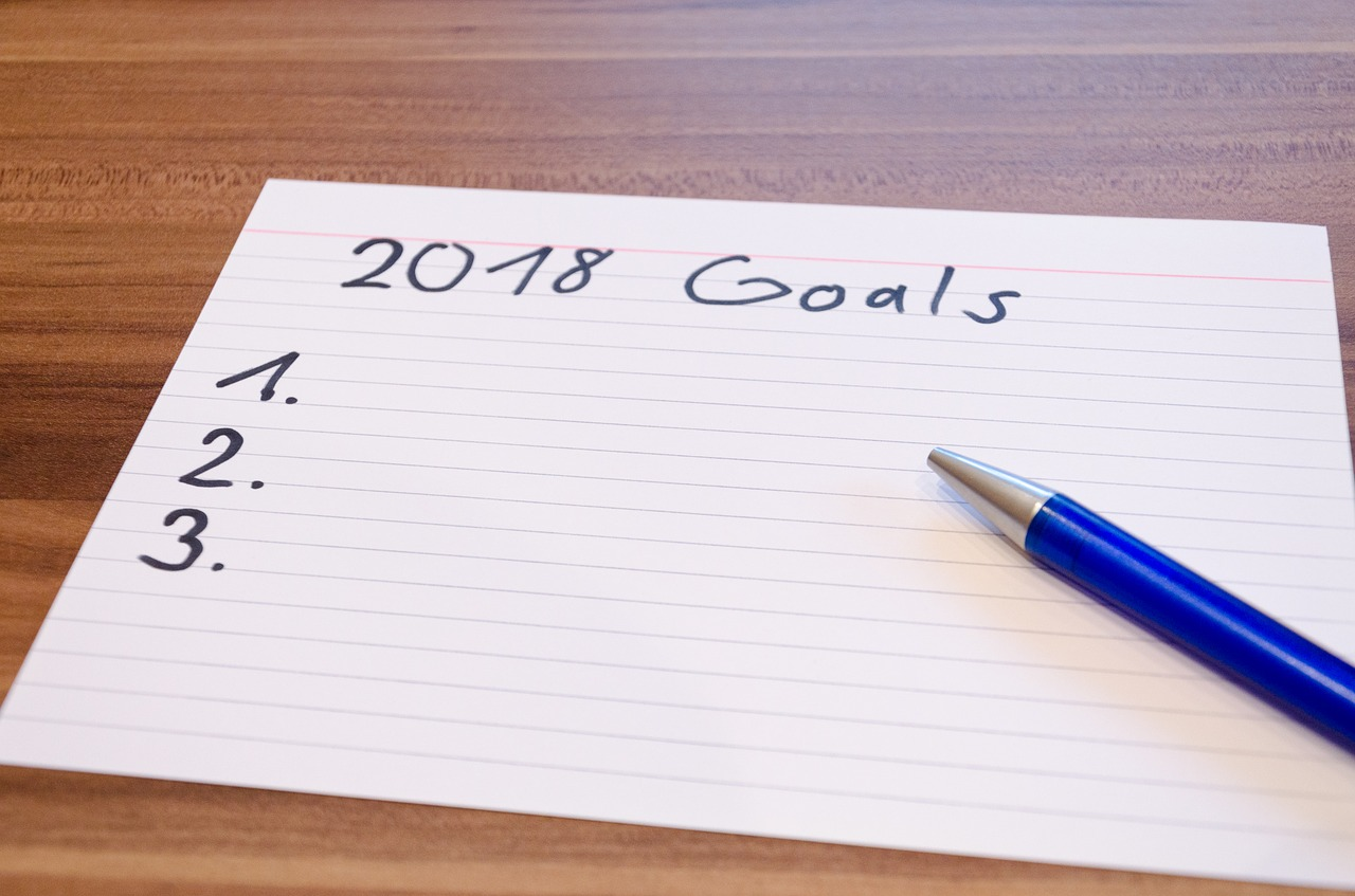 How to Actually Achieve Your Goals this Year