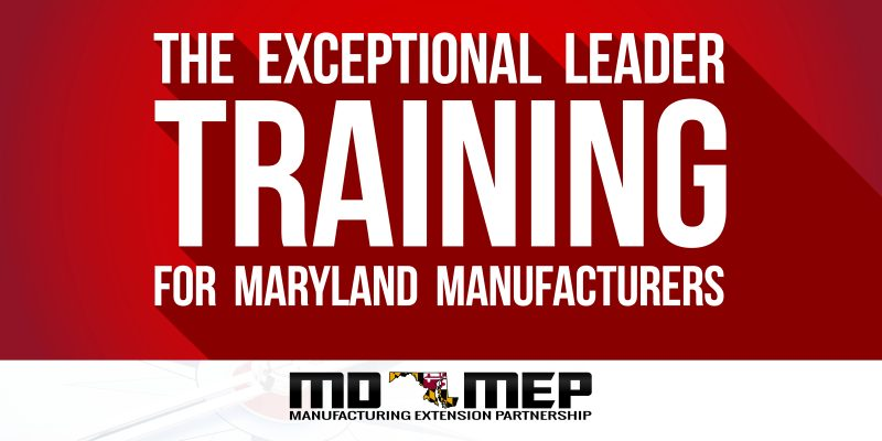 The Exceptional Leader Program For manufacturers