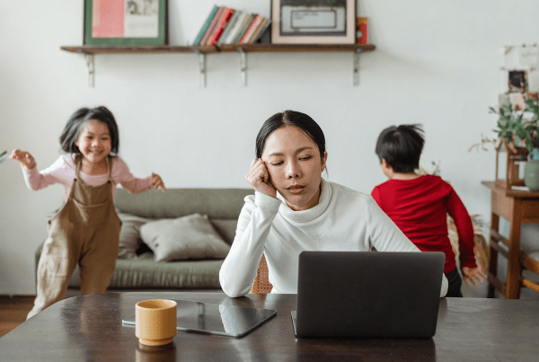Leadership Lessons for Working Remotely While Managing Your Kids